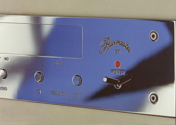 Burmester Verschiedene Prospekt / Katalog