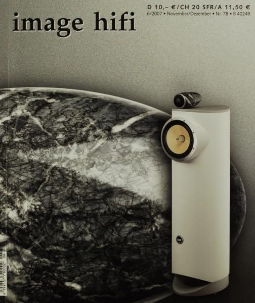 Image Hifi 6/2007 Zeitschrift