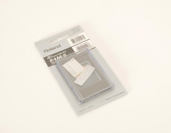 Roland S4M-5 Smart Media Karte 4 MB
