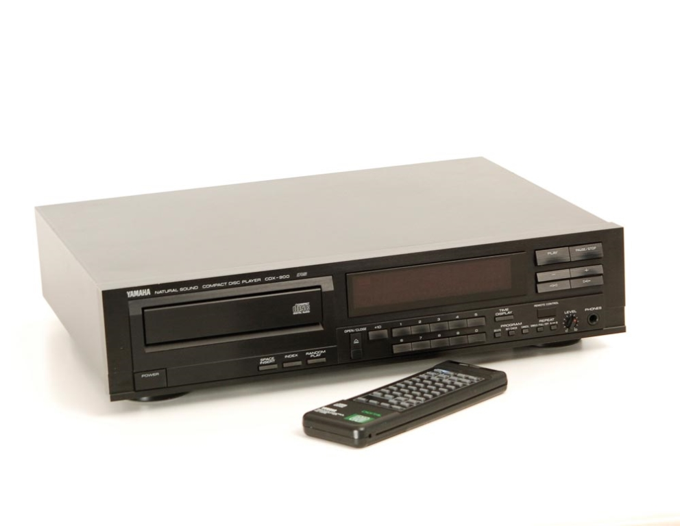 yamaha cdx 900 cd player cd ger te ger te. Black Bedroom Furniture Sets. Home Design Ideas