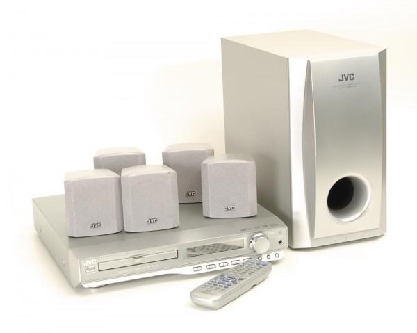 JVC TH- A 35 Heimkinosystem