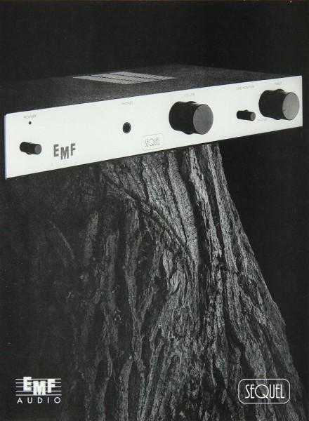 EMF Sequel Prospekt / Katalog