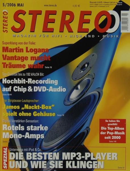 Stereo 5/2006 Zeitschrift