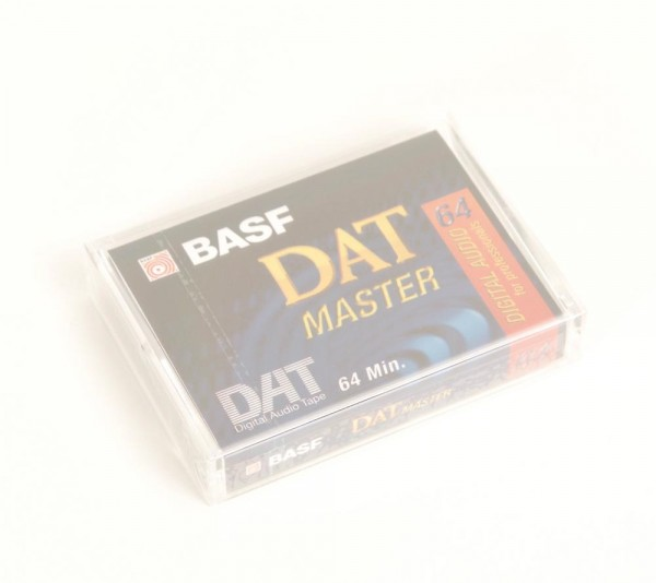 BASF DATmaster 64 DAT Kassette NEU!