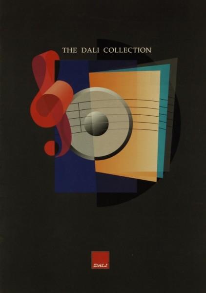 Dali The Dali Collection Prospekt / Katalog