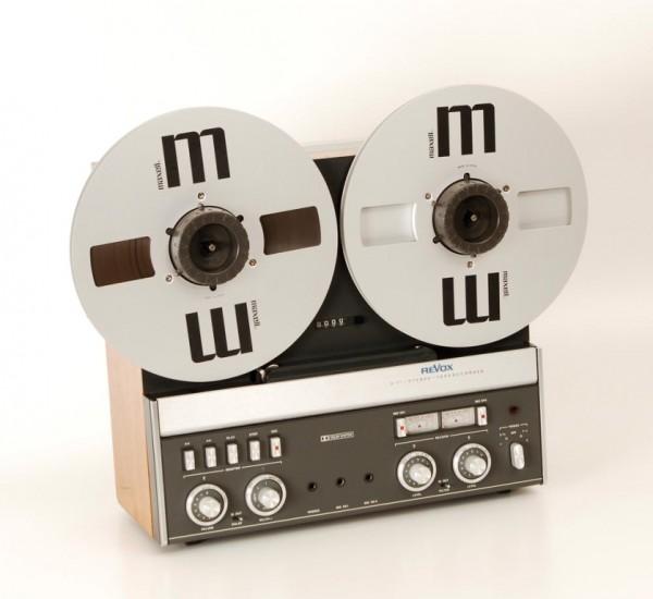 Revox A-77 Dolby 4-Spur