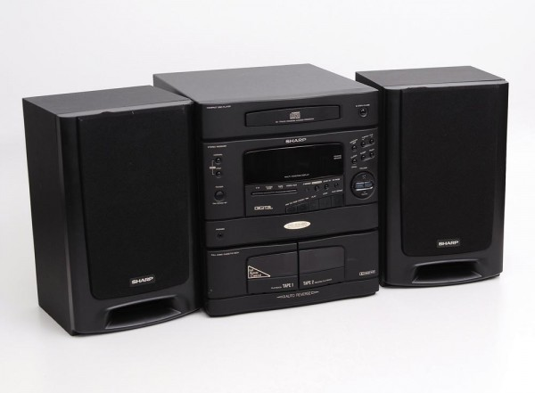 Sharp CD-S 3460