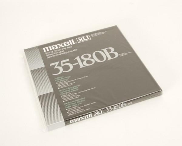 Maxell XL I 35-180 27 er Tonband voll, neu!