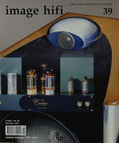 Image Hifi 3/2001 Zeitschrift