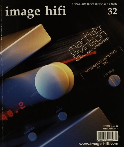 Image Hifi 2/2000 Zeitschrift