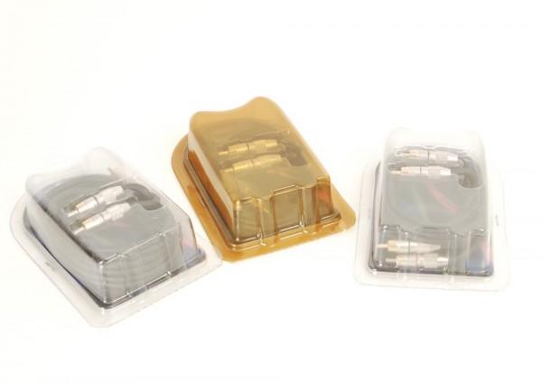 Dynavox 204012 3 Paar Cinchkabel 1.50