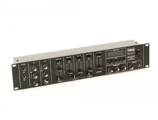 IMG Stage Line MPX-622 /SW Mixer