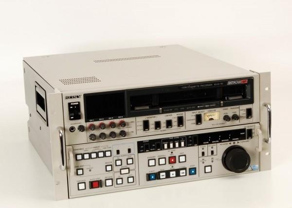 Sony BVW-75 NTSC Videorekorder Betacam SP