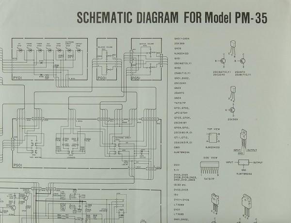 marantz pm 7200 service manual
