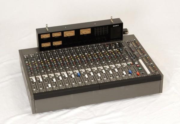 Sony MXP-2916 MXP-2900 Mischpult
