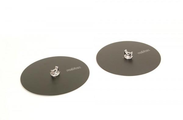 Revox Bandteller 26.5 cm schwarz Paar