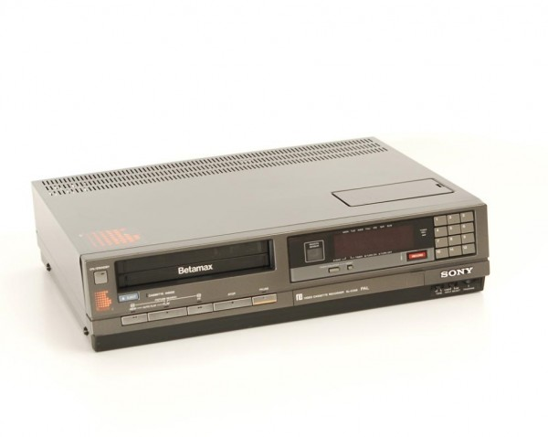 Sony SL-C 30 E Beta Videorekorder