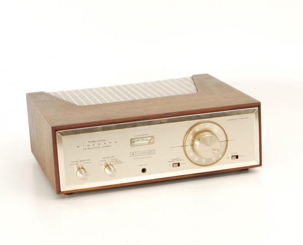 Scott LT-110 Stereo Röhrentuner