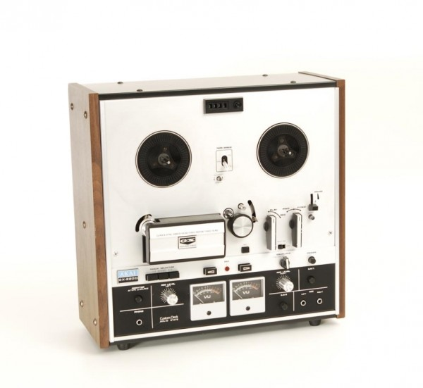 Akai GX-220 D Tonbandgerät