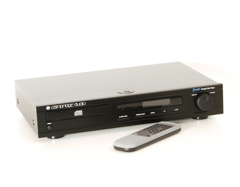 cambridge d100 cd player cd ger te ger te gebrauchte hifiger te kaufen. Black Bedroom Furniture Sets. Home Design Ideas