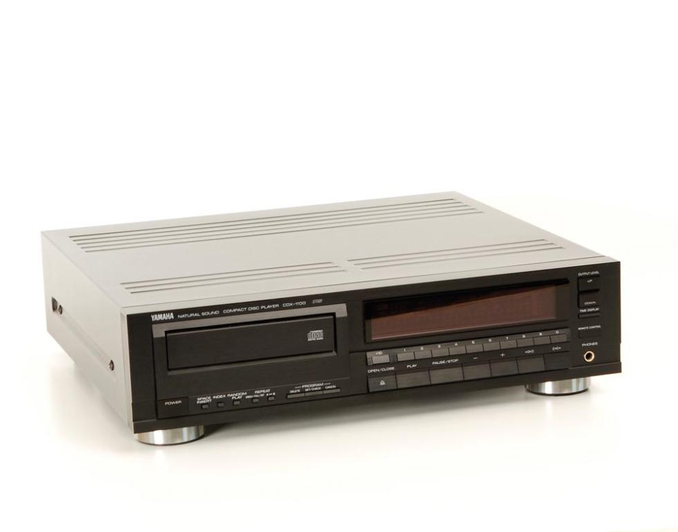yamaha cdx 1100 cd player cd ger te ger te. Black Bedroom Furniture Sets. Home Design Ideas