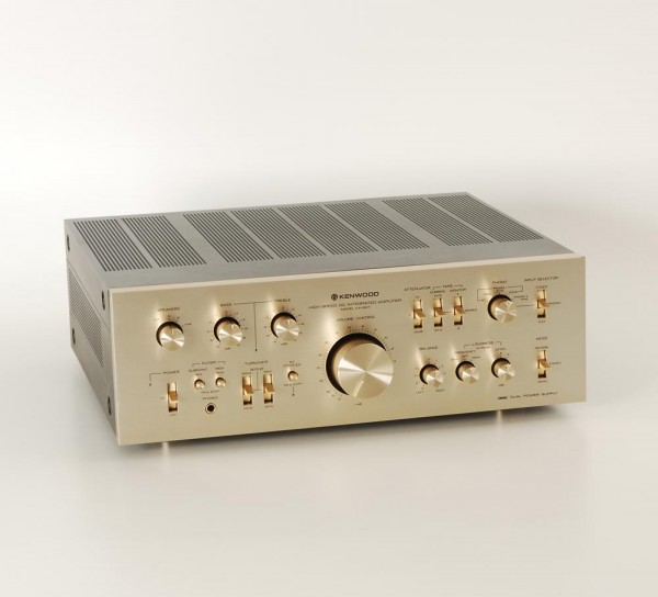 Kenwood KA-907 gold
