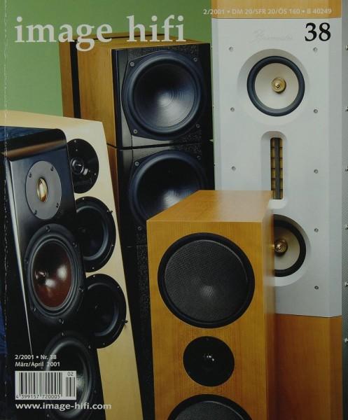 Image Hifi 2/2001 Zeitschrift