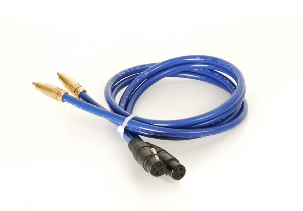Voodoo Cable Interconnect XLR-Cinch 1.0