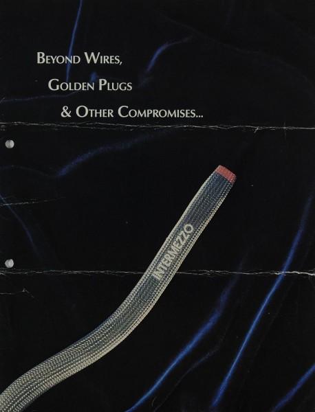 Intermezzo Beyond Wires, Golden Plugs & other Compromises... Prospekt / Katalog