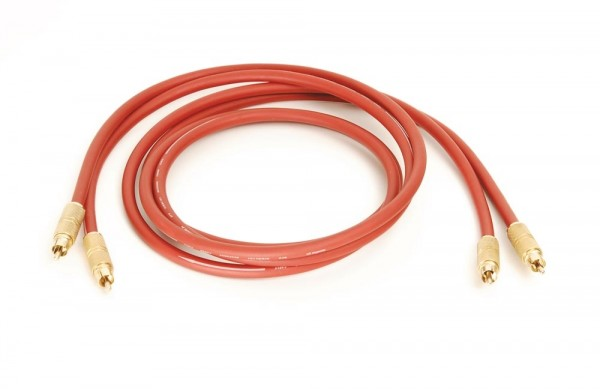 Monitor PC OFC Symmetry Response Phono Cable 1.5