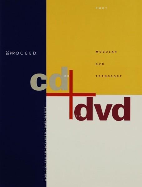Proceed CD + DVD Prospekt / Katalog