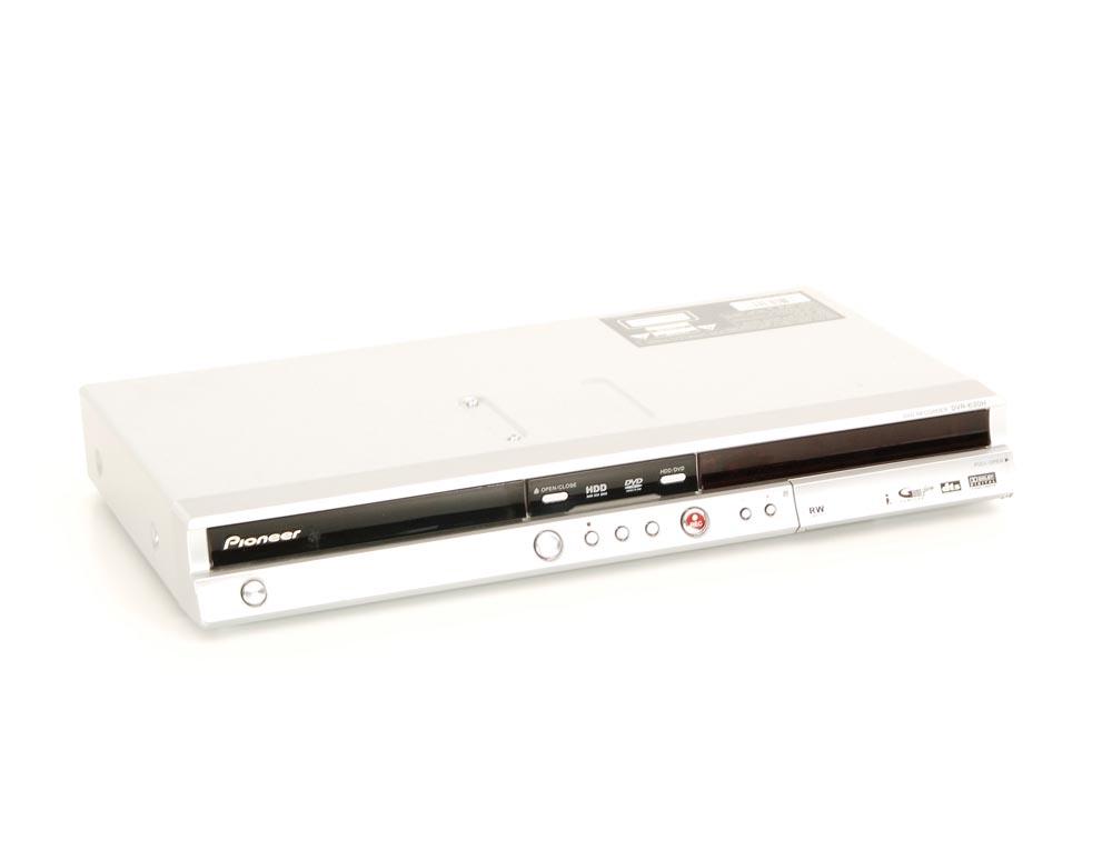 pioneer dvr 630 h dvd rekorder dvd rekorder. Black Bedroom Furniture Sets. Home Design Ideas