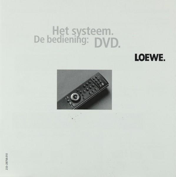 Loewe DVD Bedienungsanleitung