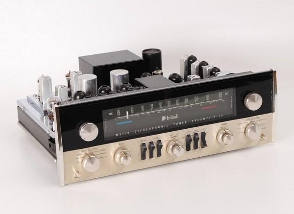 Mc Intosh MX-110 Röhre