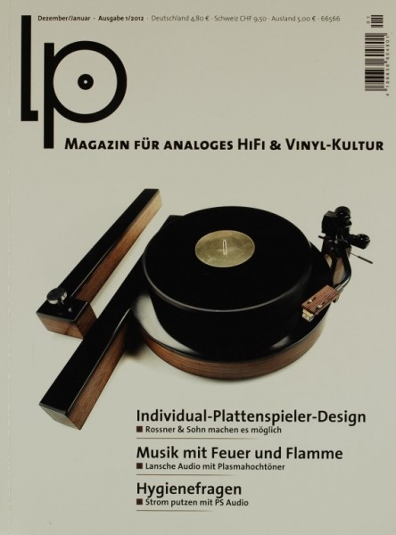 LP 1/2012 Zeitschrift