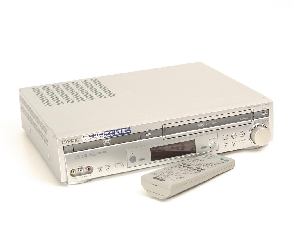 sony dav d 150 e dvd receiver ohne lautsprecher. Black Bedroom Furniture Sets. Home Design Ideas