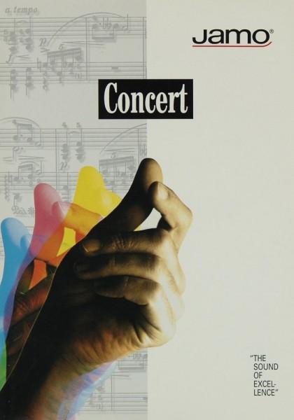 Jamo Concert 8 / 11 / Center Bedienungsanleitung