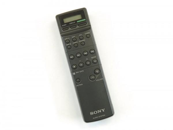 Sony RM-S470 Fernbedienung
