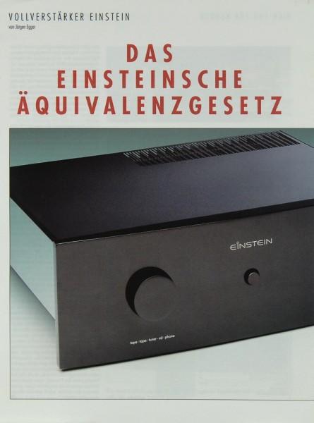 Einstein Same Prospekt / Katalog