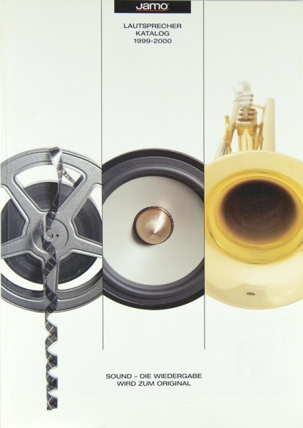 Jamo Gesamtkatalog 1999/2000 Prospekt / Katalog