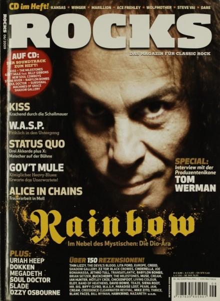 Rocks 06/2009 - Heft 13 Zeitschrift
