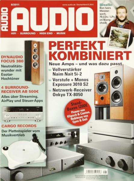 Audio 8/2011 Magazine