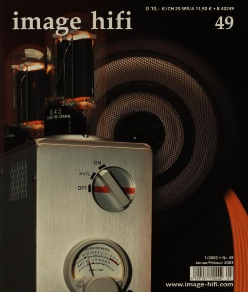 Image Hifi 1/2003 Zeitschrift