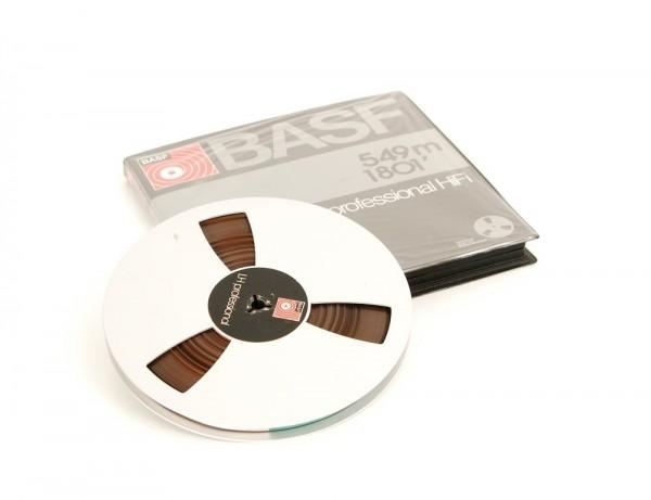 BASF LH professional LPR35 Tonbänder 18er DIN Metall voll