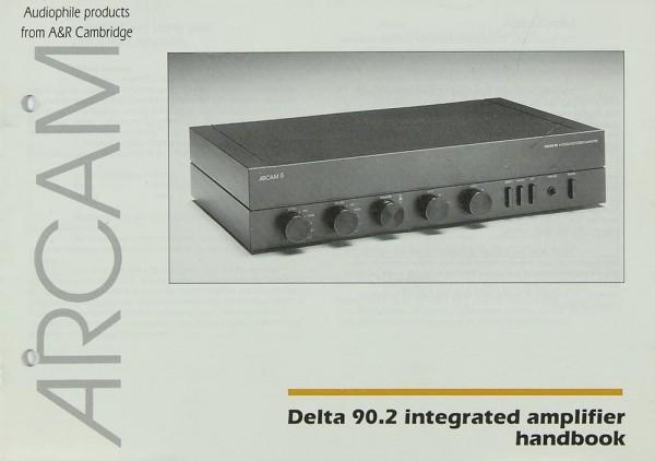 Arcam Delta 90.2 Bedienungsanleitung