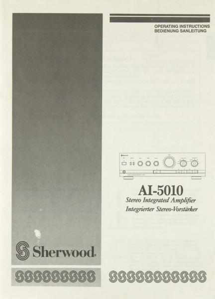 Sherwood AI-5010 Bedienungsanleitung