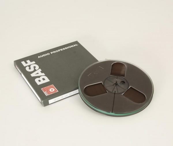 BASF DP26 FE LH 18er DIN Tonbandspule Kunstoff mit Band