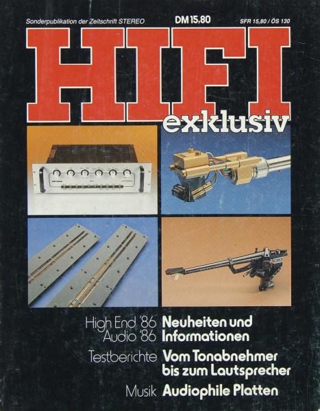 Hifi Exklusiv Nummer I Zeitschrift