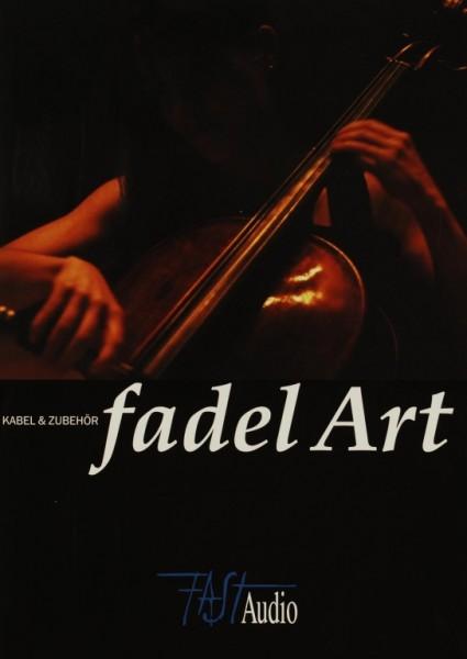 Fast Audio Fadel Art Prospekt / Katalog