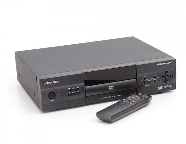 universum dvd 8100 dvd player dvd ger te ger te. Black Bedroom Furniture Sets. Home Design Ideas